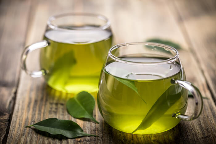 Grüner Tee und seine positive  Eigenschaften auf die Gesundheit