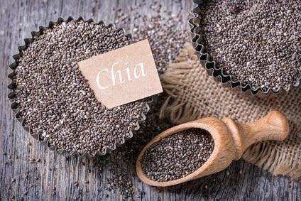Wie Chia Samen das Abnehmen erleichtern können