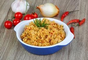 Quinoa-Tomate