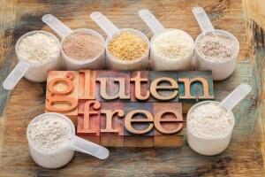 glutenfreie Nahrungsmittel