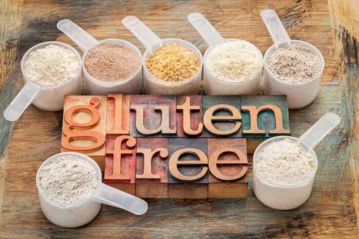 Glutenfreie Nahrungsmittel & Rezepte