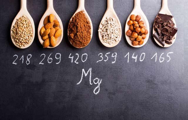 I❶I Die 10 Lebensmittel mit dem höchsten Magnesiumgehalt