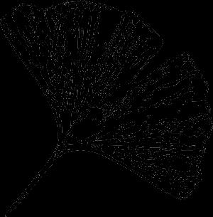 gingko-blatt