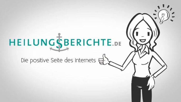 Heilungsberichte.de – Die positive Seite des Internets