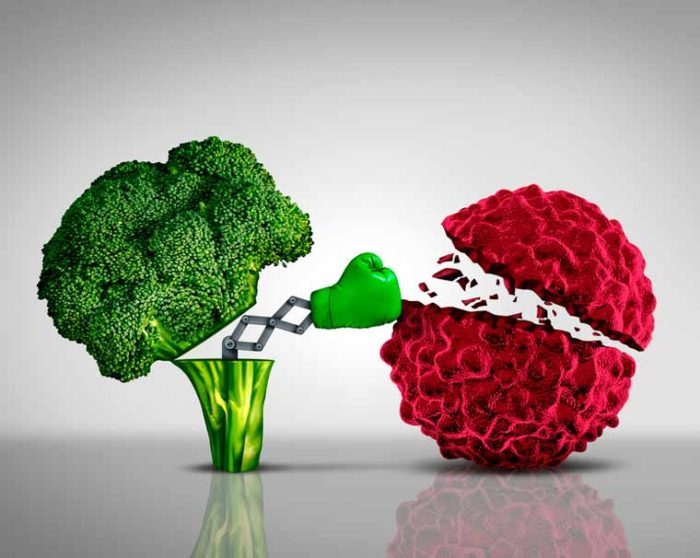 I❶I Diese 8 Lebensmittel beugen dem Krebs vor