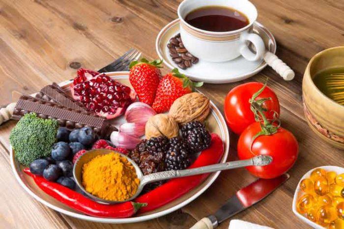Diese 12 Lebensmittel enthalten die meisten Antioxidantien