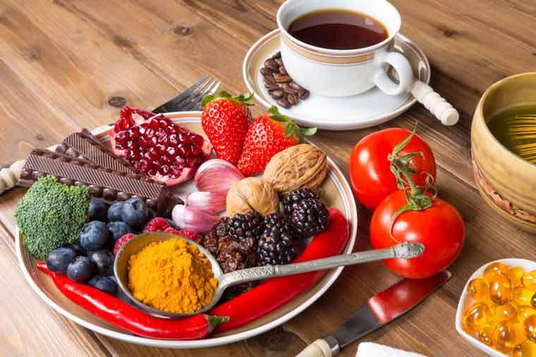 Diese 9 Lebensmittel enthalten die meisten Antioxidantien