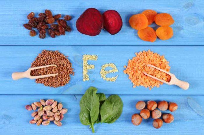 Anämie – Optimale Ernährung mit eisenhaltigen Lebensmitteln